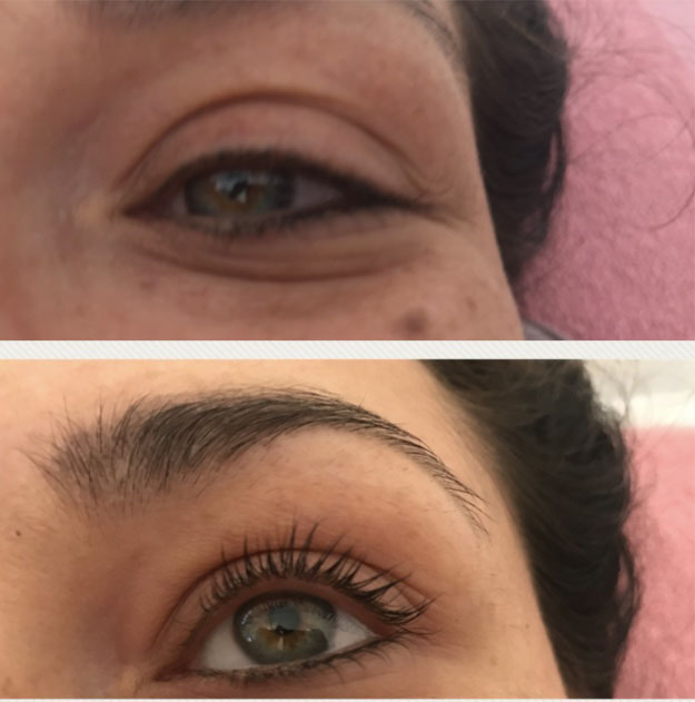 Lash Lift and Tint Courses Surrey