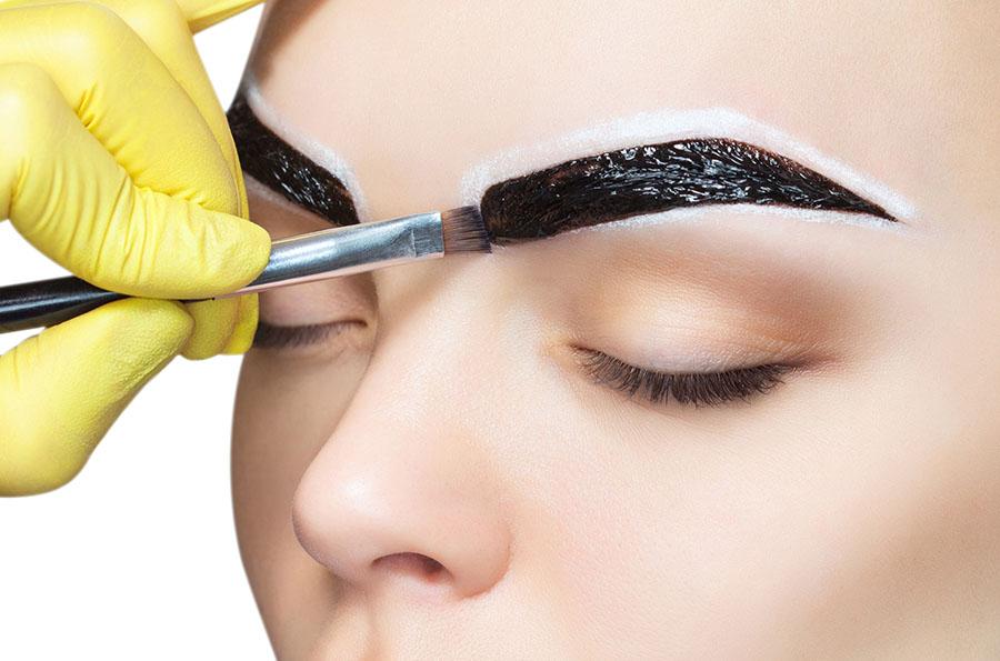 Eyebrow Henna: Eyelash And Eyebrow Courses Surrey